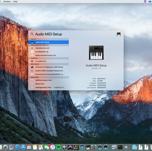 How to Create a Combined Audio Interface on a Mac OSX - Tutorial