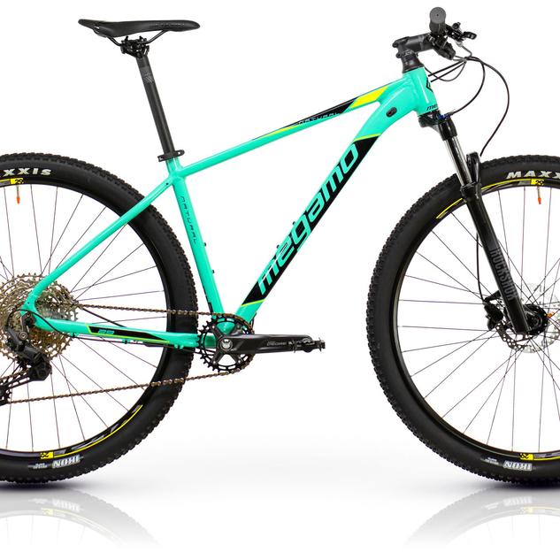 Megamo Natural 30: Bicicleta de montaña con monoplato a un precio imbatible
