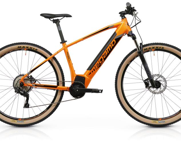 Megamo RIDON 07: Megamo siempre consigue los mejores precios en bicicletas electricas