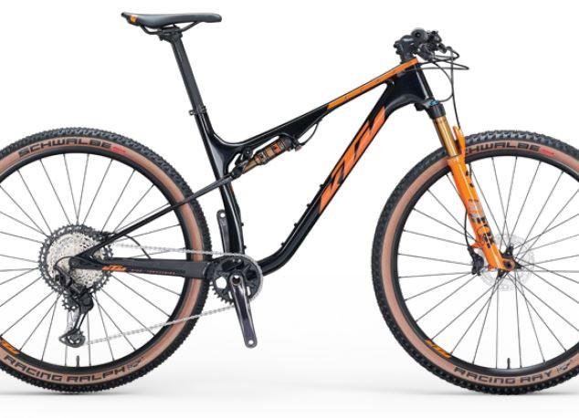 Ktm SCARP: Ganadora en las comparativas de bicicletas de montaña doble suspension para 2021