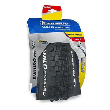 Cubierta delantera Michelin Wild Enduro 29x2.40 Gum-X Tubeless Ready negro