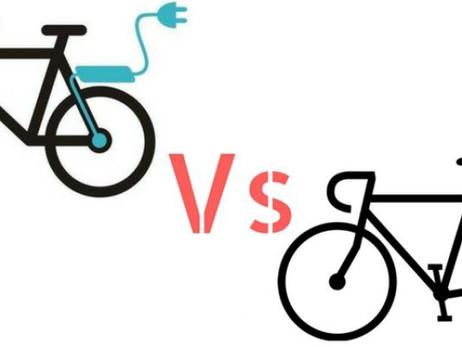 ¿Qué bici necesito, normal o eléctrica?
