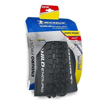 Cubierta trasera Michelin Wild Enduro 29x2.40 Gum-X Tubeless Ready negro