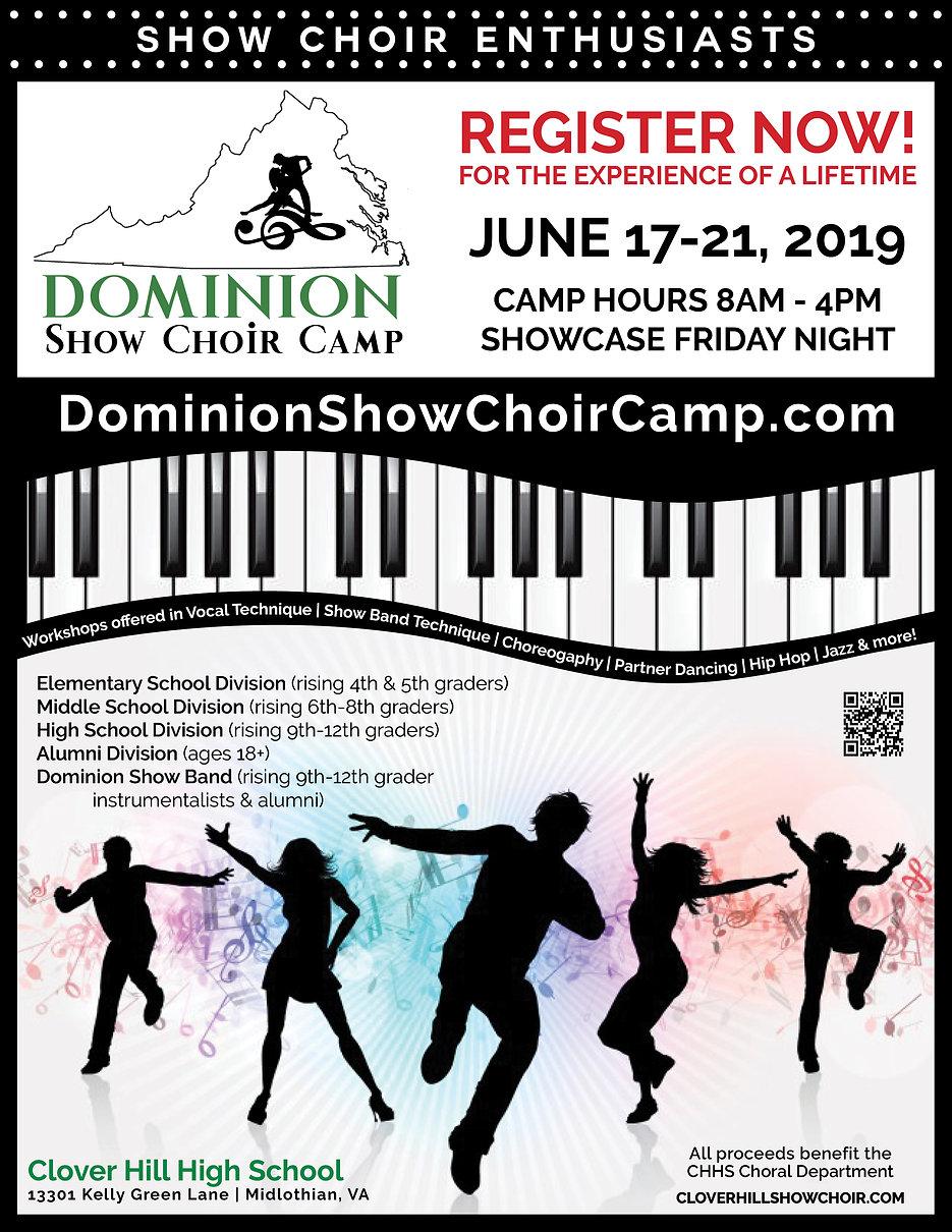 Dominion Show Choir Camp | Midlothian, VA