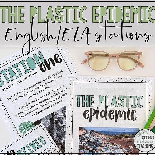 PLASTIC EPIDEMIC STATIONS