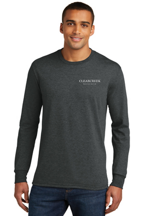 CLEARCREEK CO UNISEX TRIBLEND LONG SLEEVE