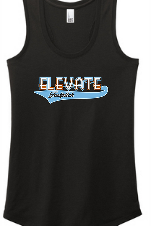 ELEVATE LADIES TRIBLEND TANK