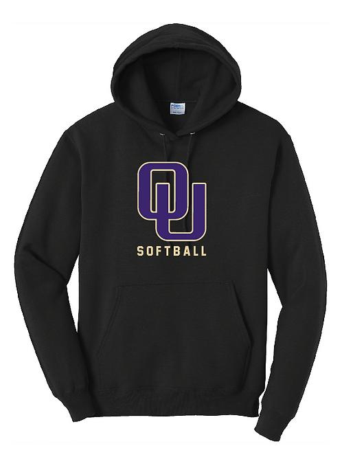 Ohio United - 50/50 Hoodie Black- YOUTH