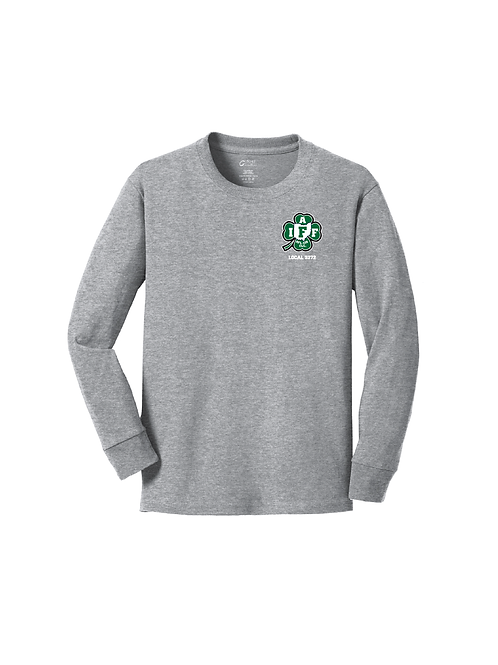 OXFORD FIRE YOUTH LONG SLEEVE