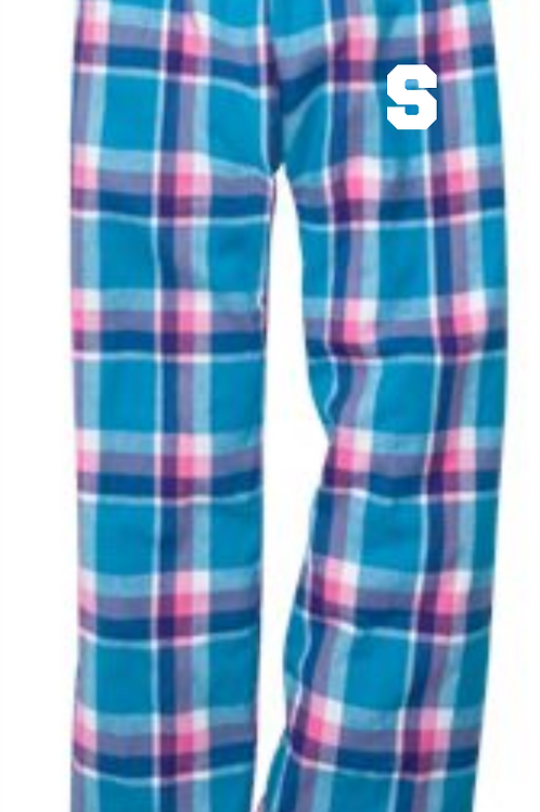 CLEARCREEK ELE. YOUTH BOXERCRAFT FLANNEL PANTS