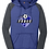 Thumbnail: FORCE LADIES TRIBLEND HOODIE