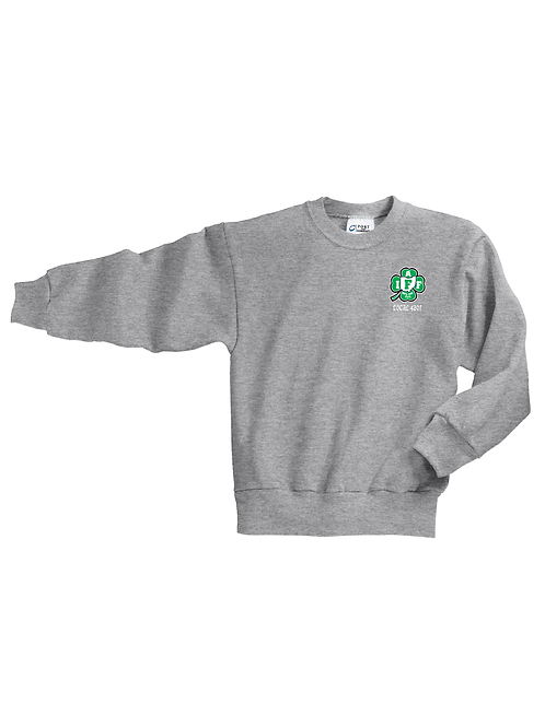 Clearcreek Fire Youth Crewneck