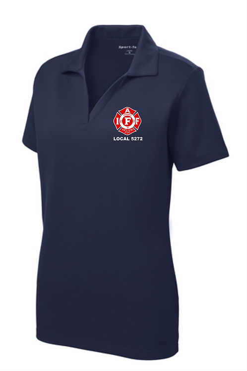 OXFORD FIRE WOMENS POLO