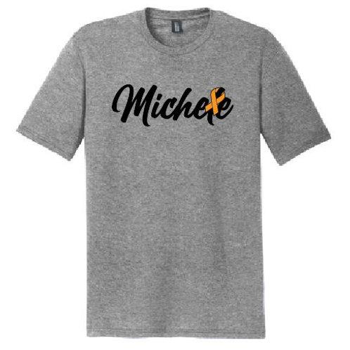 MICHELE - TRIBLEND TEE