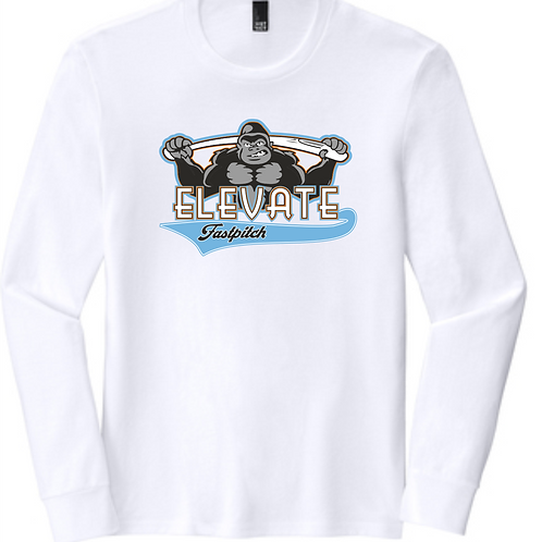 ELEVATE ADULT TRIBLEND LONG SLEEVE