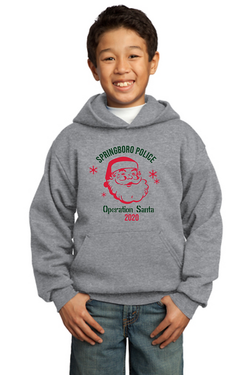 OPERATION SANTA YOUTH HOODIE
