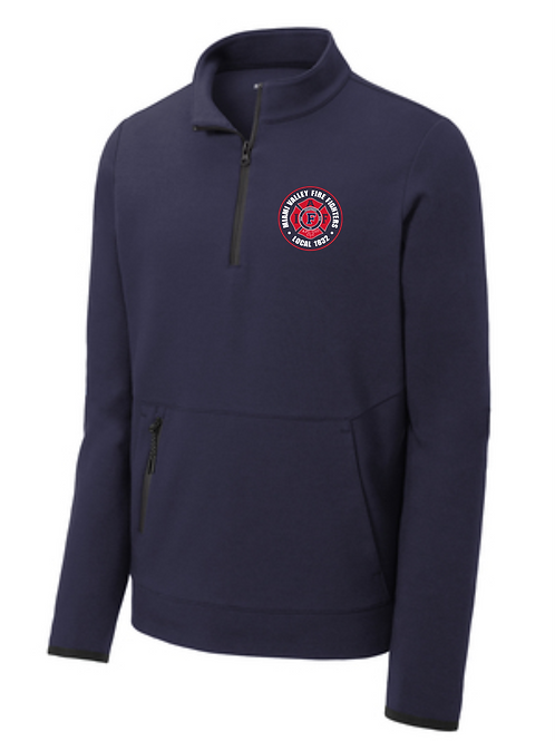 MV UNION 1/4 ZIP SWEATSHIRT
