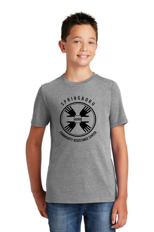 SCAC YOUTH TRIBLEND TEE