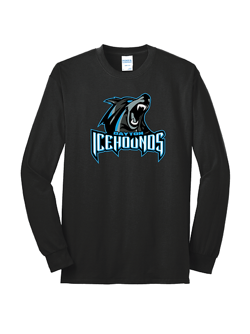 ICEHOUNDS - 50/50 LONG SLEEVE TEE