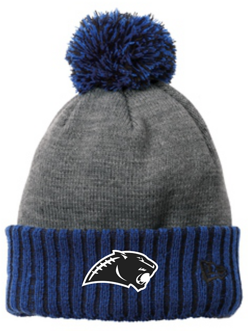 BORO FOOTBALL NEW ERA BEANIE