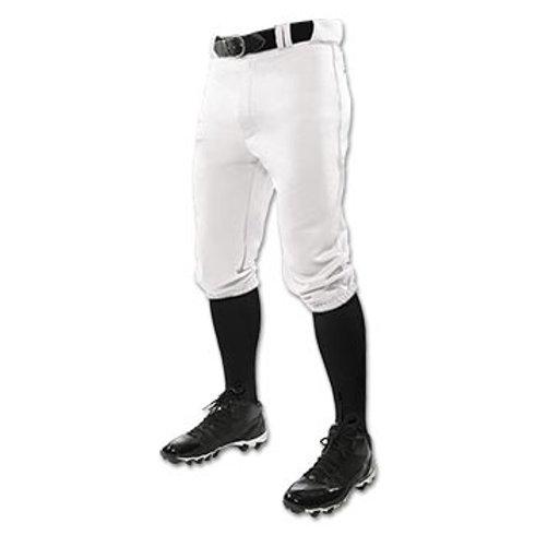 BASEBALL - KNICKER PANTS WHITE