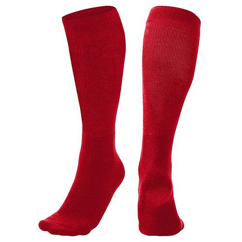 BASEBALL SOCKS - RED