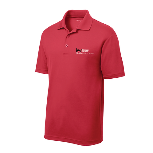 KW POLO RED