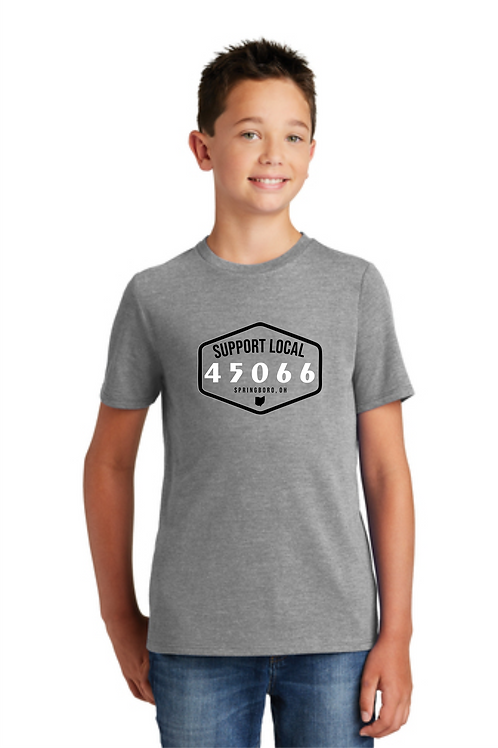 YOUTH 45066 TRIBLEND TEE