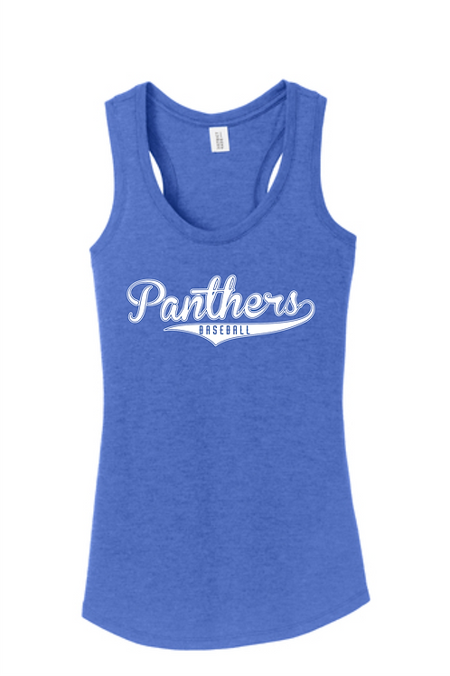 LADIES TRIBLEND BASEBALL TANK