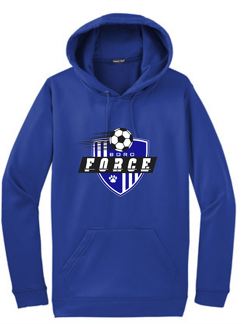 FORCE YOUTH DRYFIT HOODIE