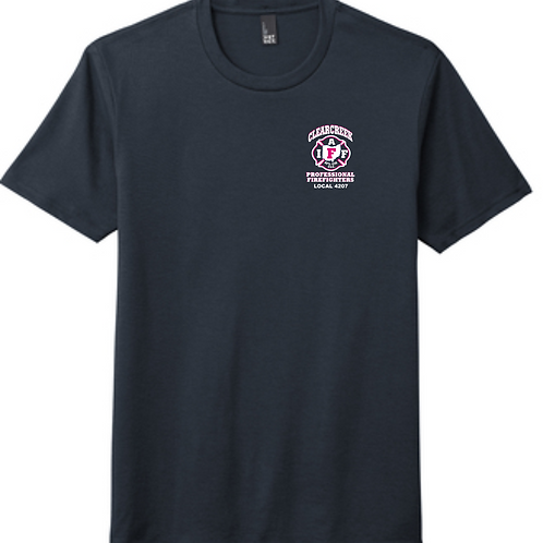 CLEARCREEK FIRE UNISEX TRIBLEND TEE