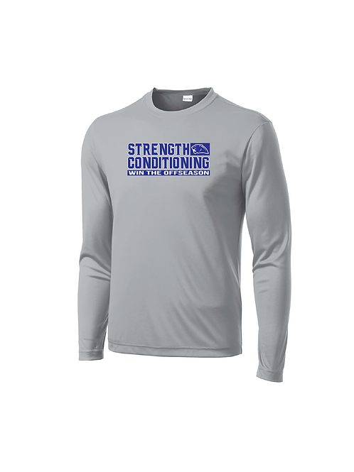 BORO FOOTBALL LONG SLEEVE DRIFIT