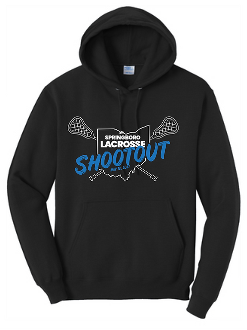 LACROSSE SHOOTOUT - BOYS TOURNEY HOODIE