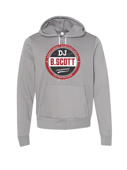 DJ B SCOTT BELLA SPONGE HOODIE