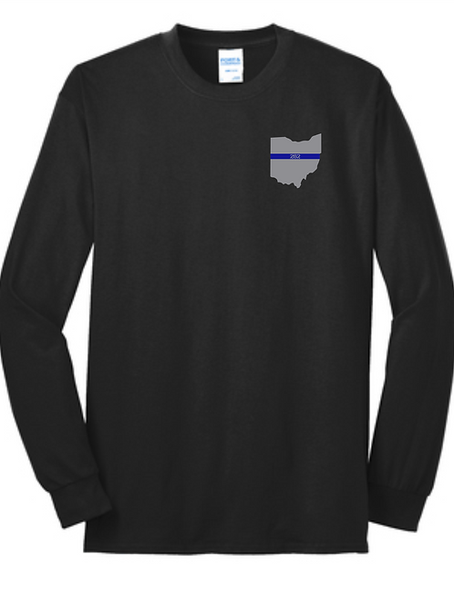 50/50 COTTON POLY LONG SLEEVE