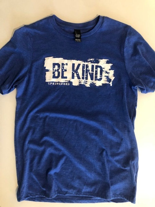 SHOP BE KIND YOUTH TRIBLEND TEE