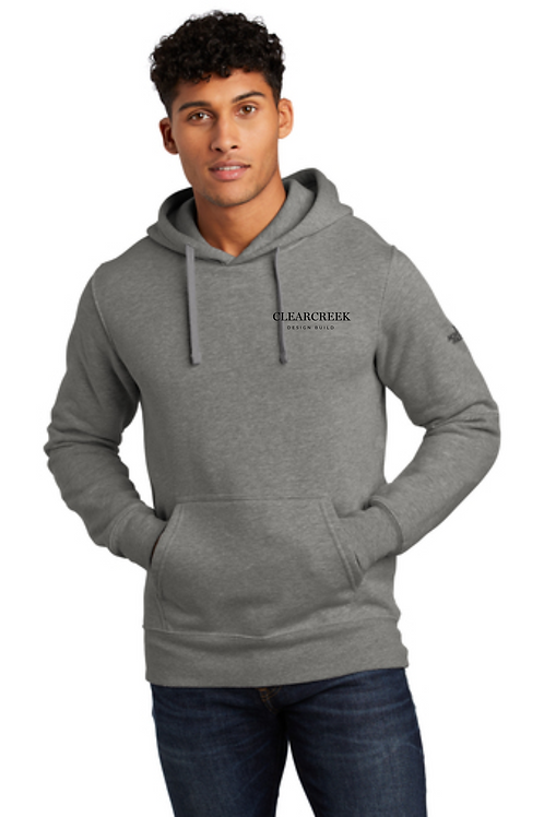 CLEARCREEK CO NORTH FACE HOODIE