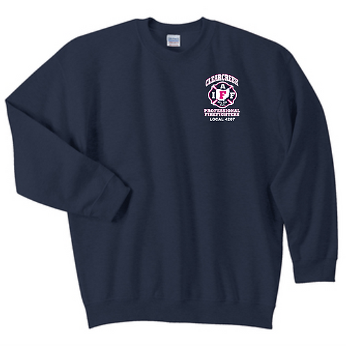 CLEARCREEK UNISEX CREW SWEATSHIRT