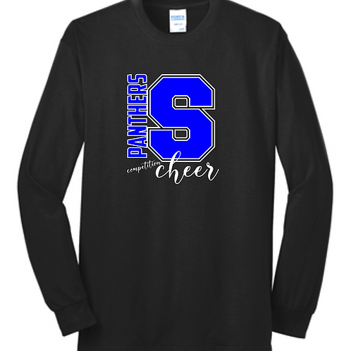 COMP CHEER YOUTH LONG SLEEVE