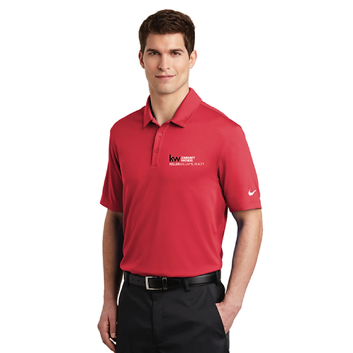 KW NIKE POLO RED