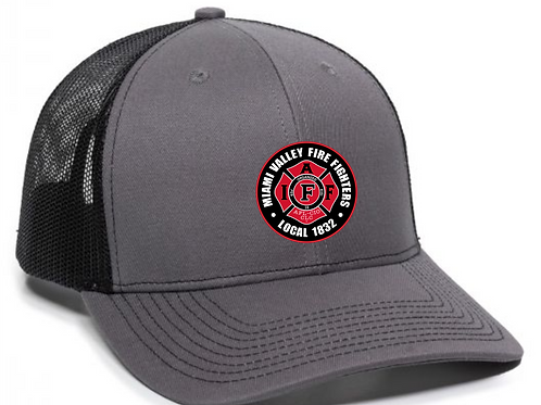 MV UNION TRUCKER SNAPBACK