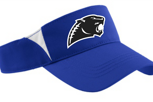 BORO FOOTBALL VISOR