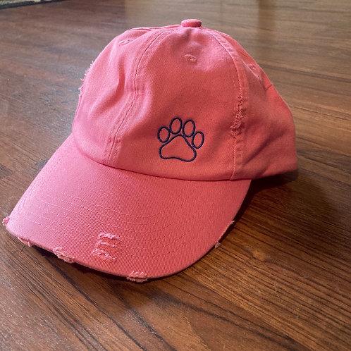 SHOP LADIES DISTRESSED HAT