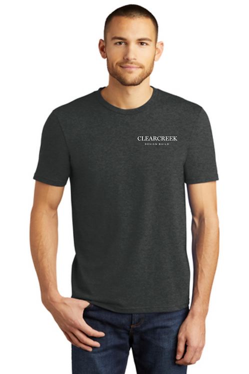 CLEARCREEK CO UNISEX TRIBLEND TEE