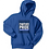 Thumbnail: SI BLUE YOUTH HOODIE