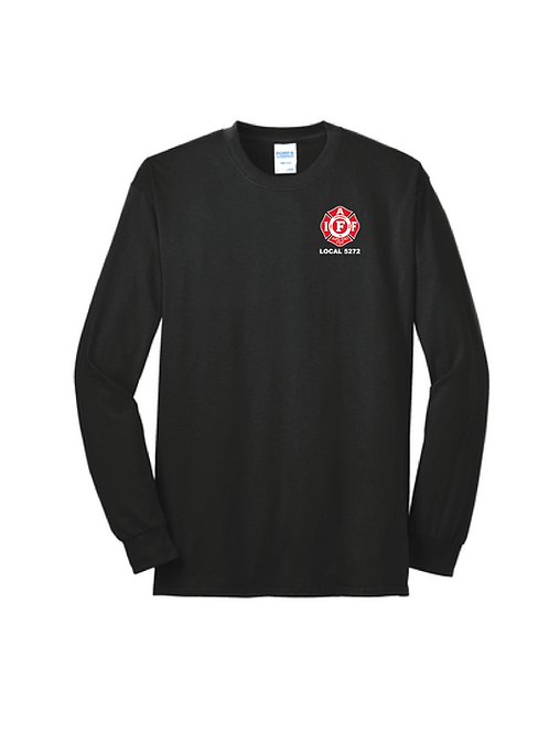 OXFORD FIRE 50/50 LONG SLEEVE TEE