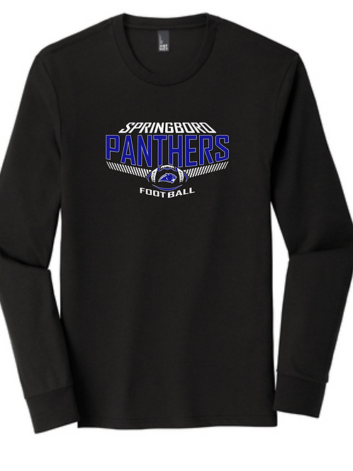 BORO FOOTBALL TRIBLEND LONG SLEEVE