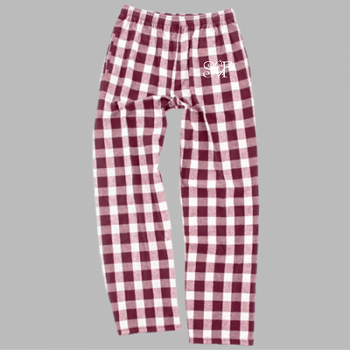 SVF BOXERCRAFT YOUTH FLANNEL PANTS