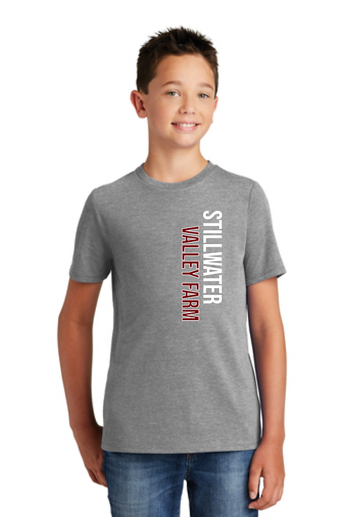 SVF YOUTH TRIBLEND TEE