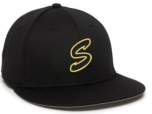 STING HAT BLACK WITH S